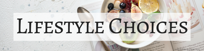 Lifestyle Choices Weight Loss Header
